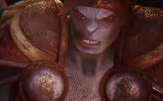 The Lord of the Rings: Gollum — В сеть попали первые скриншоты: орки, пауки и мрачный Барад-дур