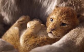 Дебютный трейлер «Короля Льва»
