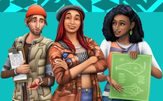 """The Sims 4 - Начинается """"Экологичная жизнь"""""""