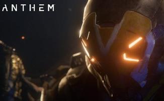 Anthem - различная новая информация о проекте