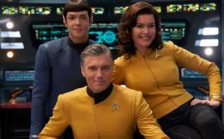 [Comic-Con@Home] «Звездный путь»: политика в «Дискавери», «Странные новые миры» и первые минуты «Нижних палуб»