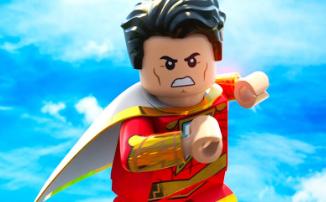 Трейлер мультфильма «LEGO DC: Шазам! Магия и монстры»: Трой Бейкер - Бэтмен, Нолан Норт - Супермен