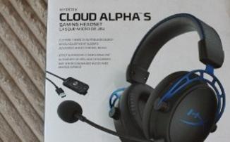 HyperX Cloud Alpha S - достойная игровая гарнитура с приятными мелочами