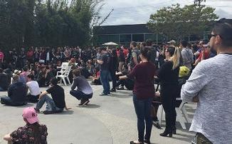 Сотрудники Riot Games все-таки вышли на протест