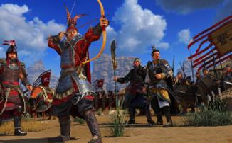 "Total War: Three Kingdoms - Представлено дополнение ""Преданный мир"""