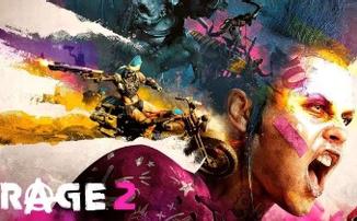 У Rage 2 будет относительно небольшой размер файла