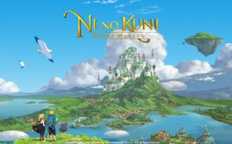 Ni no Kuni: Cross Worlds — Видео локаций и подробности мобильной MMORPG