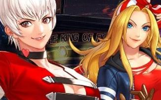 The King of Fighters ALLSTAR - Состоялся релиз мобильного beat 'em up