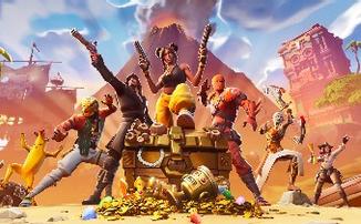В Fortnite теперь можно играть с друзьями в пати до 16 человек