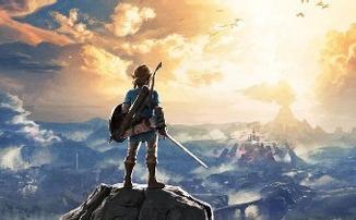 В The Legend of Zelda: Breath of the Wild теперь можно сыграть от первого лица