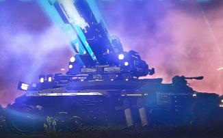 PlanetSide 2 - На поле боя появились огромные танки