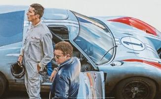 Противостояние Ford и Ferrari в дебютном трейлере «Дерзкого вызова»