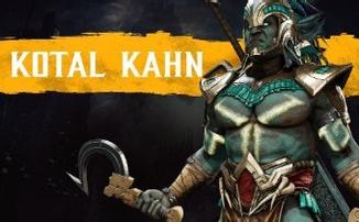 Mortal Kombat 11 —  Коталь Кан и Джеки Бриггс в новом трейлере