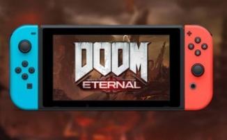 Doom Eternal - Лишь 30 FPS на Switch