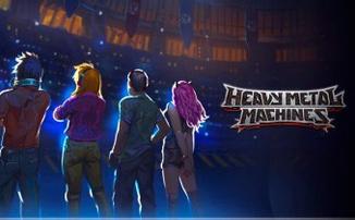 Heavy Metal Machines в партнерстве с ESL Play запускает киберспортивный турнир Метал Лигу