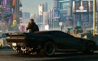 Cyberpunk 2077 несет потери: быстрые перемещения вместо поездки на метро. Зато можно приласкать киску
