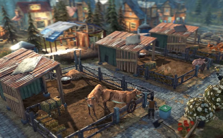 "Surviving the Aftermath - Обновления ""First Settlers"" добавит в игру ранчо"