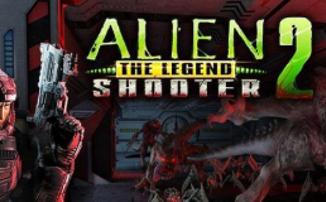 Alien Shooter 2 — The Legend - В Steam вышла обновленная версия олдскульного шутера