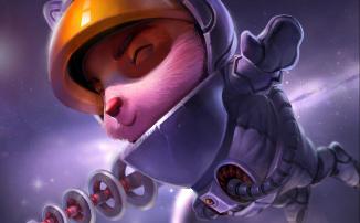 """League of Legends - На русскоязычном сервере проходит """"День космонавтики"""""""