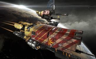EVE Online — Русскоязычный флот уничтожил один из редчайших кораблей