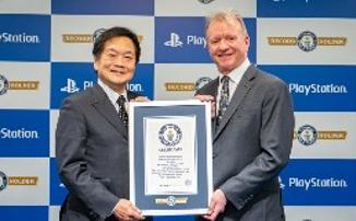 PlayStation и бессмысленный рекорд Гиннесса