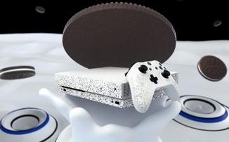 Microsoft выпустит Xbox One X в стиле печенья Oreo