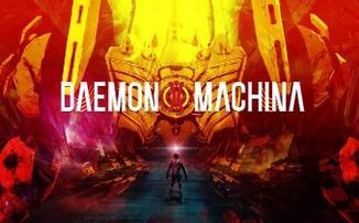 Daemon X Machina - Новый трейлер экшена