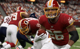"""Madden NFL 21 - Американский футбол останется без """"Вашингтонских Краснокожих"""""""