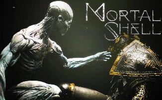 Стрим: Mortal Shell - Первый взгляд на игру