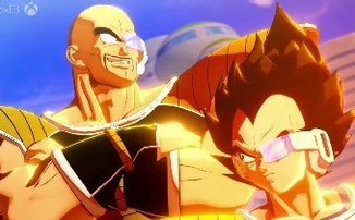 [Е3 2019] Dragon Ball Project Z Kakarot - Игра для фанатов аниме