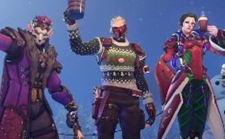 Overwatch - Настало время снежного веселья