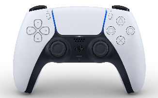 Sony представили контроллер PlayStation 5