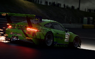 Assetto Corsa Competizione выйдет на PS4 и Xbox One