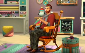 """The Sims 4 - Состоялся официальный анонс дополнения """"Нарядные Нитки"""""""