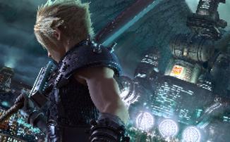 Final Fantasy VII: Remake- Square Enix выложила в сеть полный вступительный ролик к игре