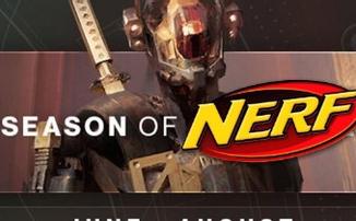 Destiny 2 - важные изменения и нерф в грядущем сезоне