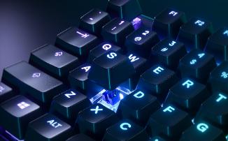 Механическая клавиатура SteelSeries Apex 5