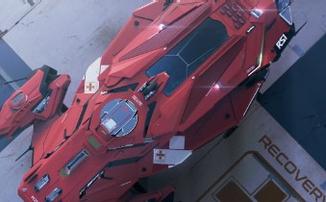 Разработчики Star Citizen представили новый корабль