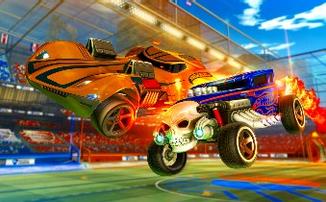 В Rocket League появился полноценный кроссплей