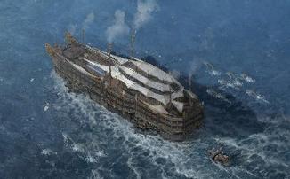Lost Ark - Обзор морских путешествий