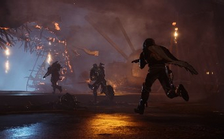 Destiny 2 - Впечатления от первой миссии Forsaken