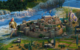 [SoG 2020] Total War Saga: Troy - Полная запись одного боя