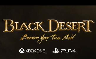 Black Desert Console — Кроссплей уже в марте