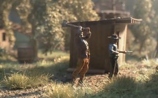 Desperados III - Трейлер в миниатюрах
