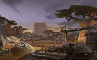Star Wars: The Old Republic - Грядет вторжение на Дантуин