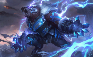 League of Legends - Переработанный Волибир появился в Ущелье призывателей