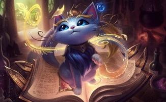 League of Legends - Новым персонажем стала кошка по имени Юми