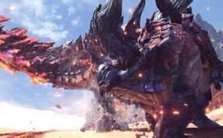Monster Hunter World - Охота на Главенуса и Тигрекса