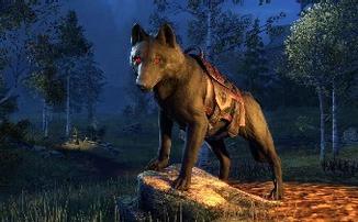 The Elder Scrolls Online - Получите бесплатного ездового волка