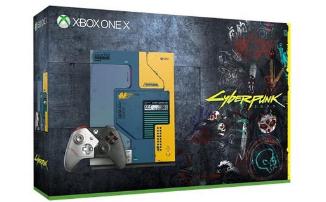 Xbox One X в стиле Cyberpunk 2077 поступила в продажу по цене обычной консоли. А что с трансгендерами в игре?